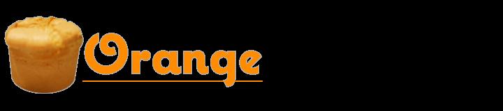オレンジ シフォンケーキ